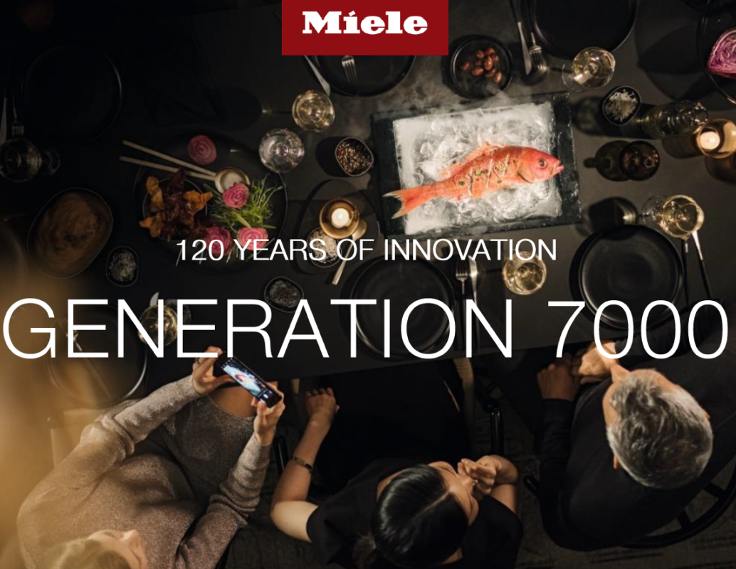 Miele Generation 7000