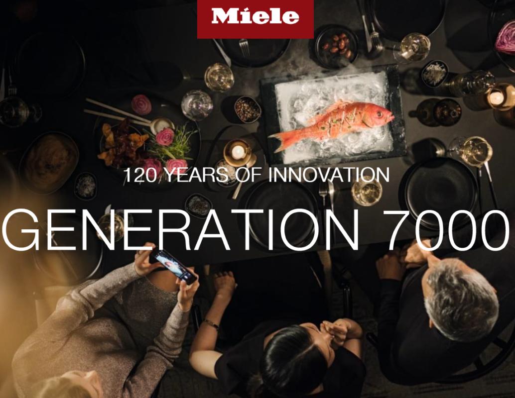 Miele Generation 7000